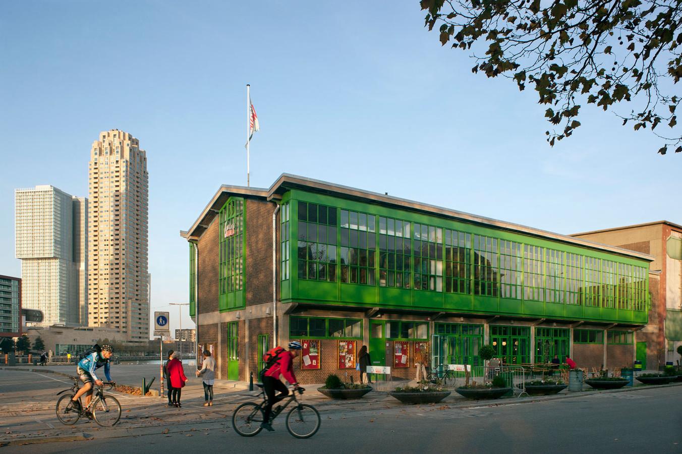 Theater Walhalla op Katendrecht.