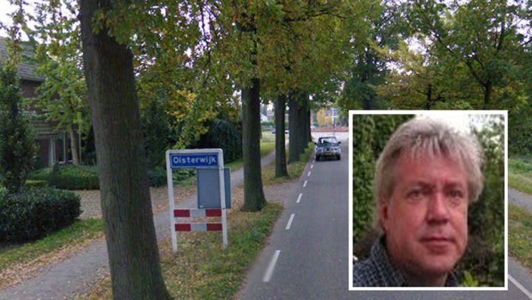 Inzet: Ger Duijf. Beeld Screenshot Google Streetview, politie