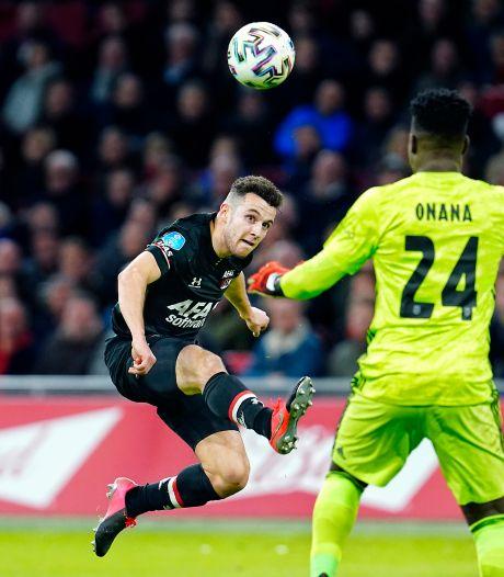 Ajax huurt Idrissi tot einde seizoen: 'Zo'n aanbod sla je niet af'