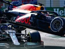 Teambaas Verstappen: 'FIA had statement kunnen maken door ook Hamilton te straffen'