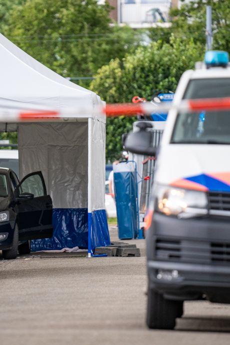 Schilder treft slachtoffer schietpartij Schiedam aan met bloedend oor: 'Dit moet wel een afrekening zijn'