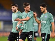 Spelers Schalke 04 na degradatie bij terugkomst aangevallen door boze fans