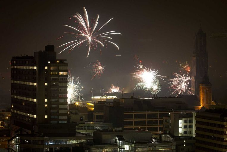 De rechtbank heeft het bezwaar tegen het vuurwerkverbod in Hilversum gehonoreerd. Beeld anp