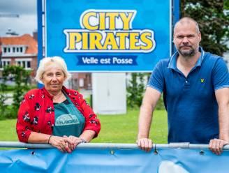 """100 jaar City Pirates: Linda Rusbach en Philip Van Dooren stonden mee aan de wieg van het sociale project: """"De tijd van lachen met de piraten is voorbij"""""""