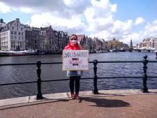 'Loekasjenko, bedankt! Er is weer aandacht voor mensen die strijden voor de vrijheid'
