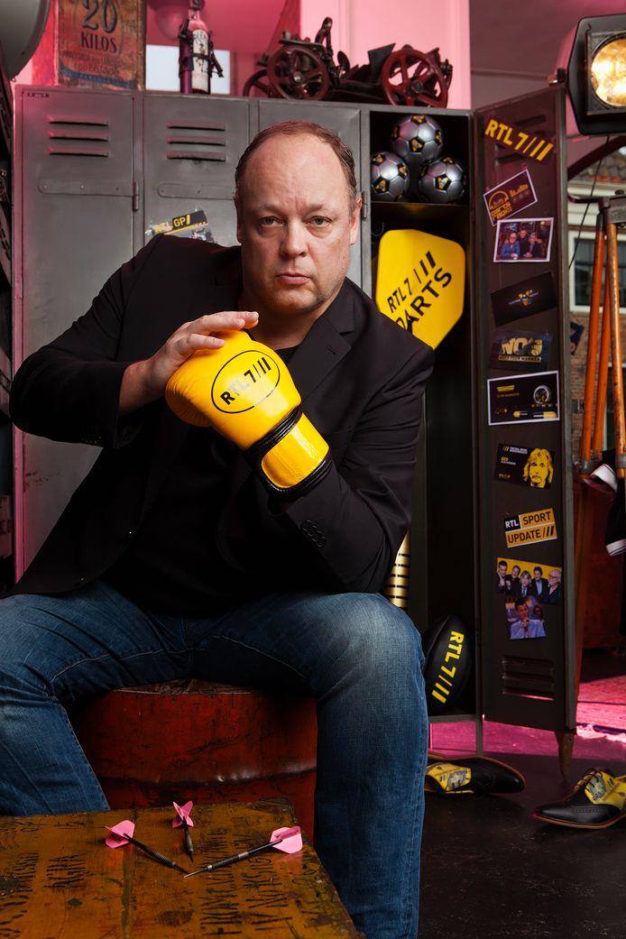 In navolging van de makers van Voetbal Inside verruilt ook zenderdirecteur Marco Louwerens RTL 7 voor Talpa.