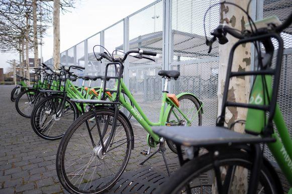 Mogelijk zal je binnenkort ook in Zwevegem deelfietsen kunnen huren.