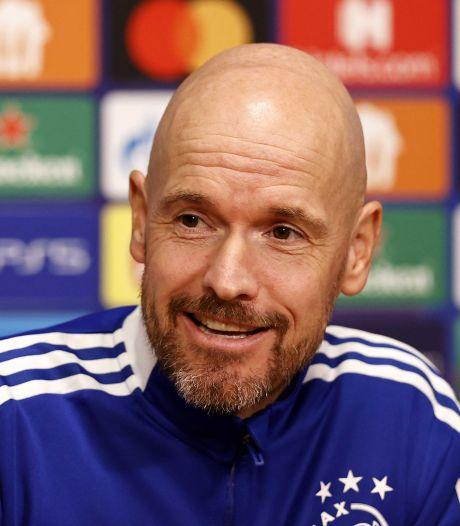 Ten Hag: 'Het is een belediging voor Dortmund dat het alleen over Haaland gaat'