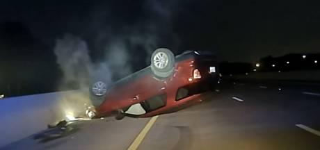 Un policier poursuivi pour avoir percuté la voiture d'une femme enceinte