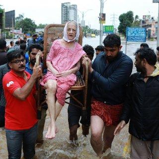 Hoe menselijk ingrijpen de overstromingen in India nog rampzaliger maakte