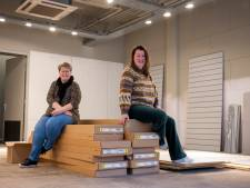 Nieuwe handwerkwinkel in Ede: Gezellig breien en kletsen met een kopje thee erbij'