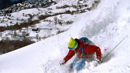 Skiën in het spoor van pelgrims