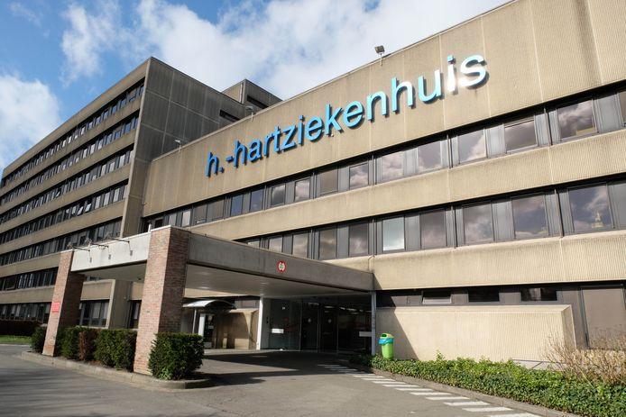 Het HeiligHartziekenhuis in Lier