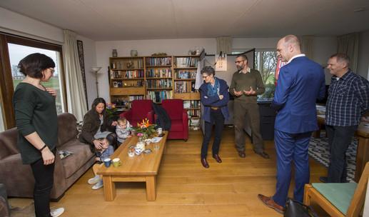 Foto van De bijzonderste stembureaus van Nederland