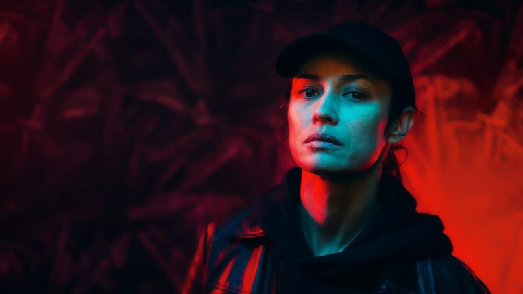 Olga Kurylenko in 'Sentinelle' Beeld TMDB