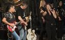 Harry Scholten en Marinus Gerritsen stonden in 2015 aan de wieg van Doktersbos Rock in het Openluchttheater Nijverdal, om lokale en regionale bands een podium te bieden.