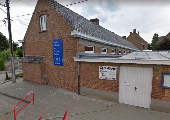 Lokale verenigingen kunnen gebruik maken van de infrastructuur van VBS De Sprong in Waardamme.