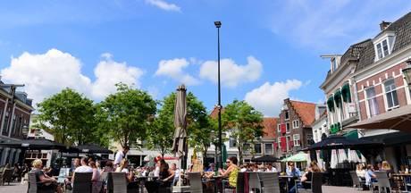 Toerist weet Amersfoort steeds beter te vinden