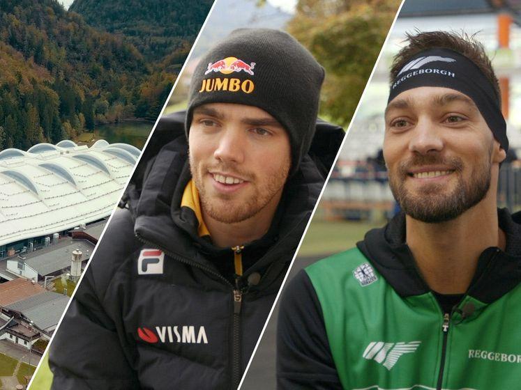Olympisch schaatsseizoen over twee weken van start. Waarom zit iedereen nu in Inzell?