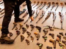 Politie maakt zich zorgen om wapenbezit onder jongeren en komt met inleveractie