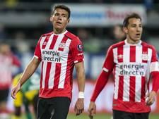 Guardado, Moreno tijdig terug en alleen naar Confederations Cup