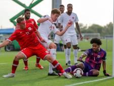Droomdebuut voor Den Bosch-speler Frank Sturing in Canadees voetbalelftal