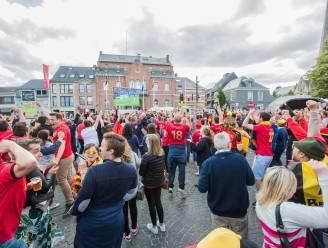 """EK-matchen Rode Duivels op groot scherm te volgen in Dekenijtuin: """"Het voetbalseizoen kan voor 400 mensen alvast niet meer stuk"""""""