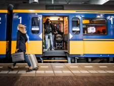 De intercity vanuit Twente naar Amsterdam wordt helemaal niet afgeschaft