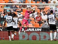 Ongekende comeback Jasper Cillessen en Valencia met twee goals in blessuretijd