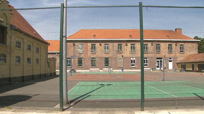 De gevangenis van Ruiselede.