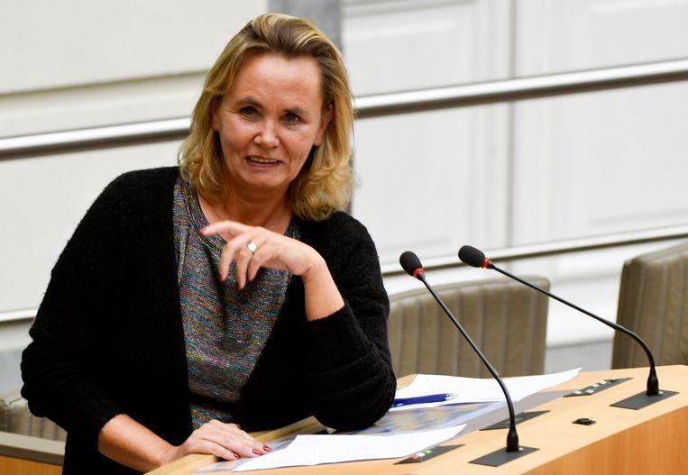 Volgens minister van Inburgering komt het Agentschap voor Inburgering geen geld tekort. Beeld Photo News