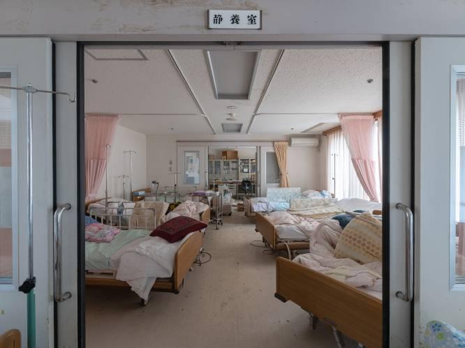 Verlaten Fukushima maakt verpletterende indruk: 'Dat zie je maar één keer in je leven'