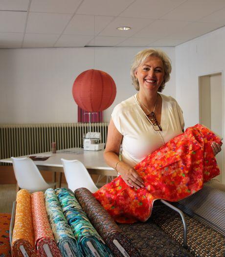 Veghel heeft weer een stoffenzaak waar je ook meteen kunt (leren) naaien