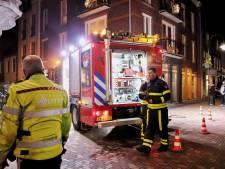 Hondje omgekomen bij woningbrand in Steenbergen