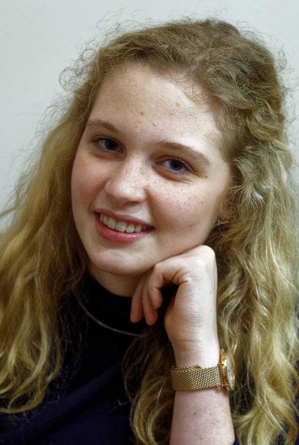 Rosa Beck is de jongste kandidaat van de gemeenteraadsverkiezingen in Sint Michielsgestel.