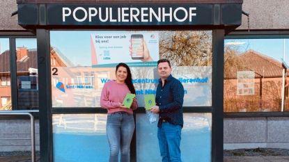 Centrum KLIM deelt tien tablets uit aan woonzorgcentra