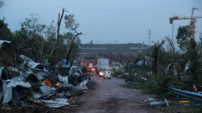 #extreemweer: verwoestende tornado's teisteren China
