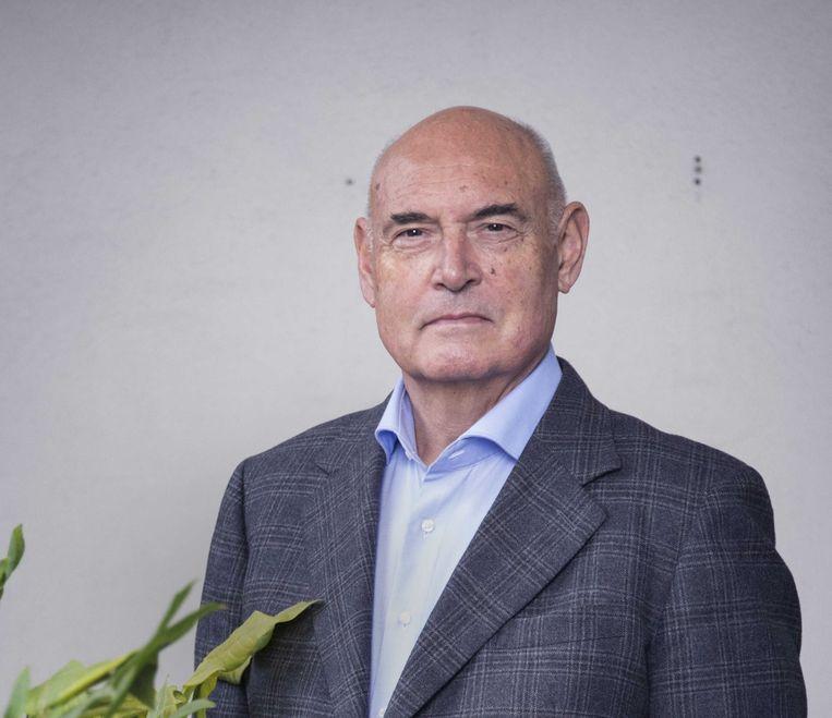 Herman Wijffels: 'We tasten de aarde als bron van leven steeds verder aan'. Beeld Werry Crone