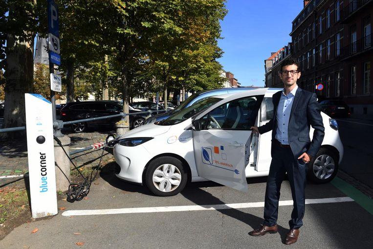 Populariteit Autodelen Blijft Toenemen Leuven Regio Hln