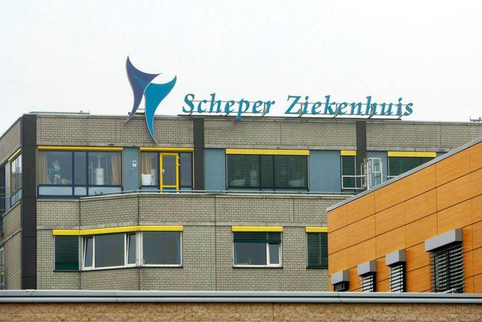 Het Scheper Ziekenhuis in Emmen.