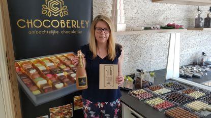 Herkse Chocoberley bekroond met Handmade in Belgium-label
