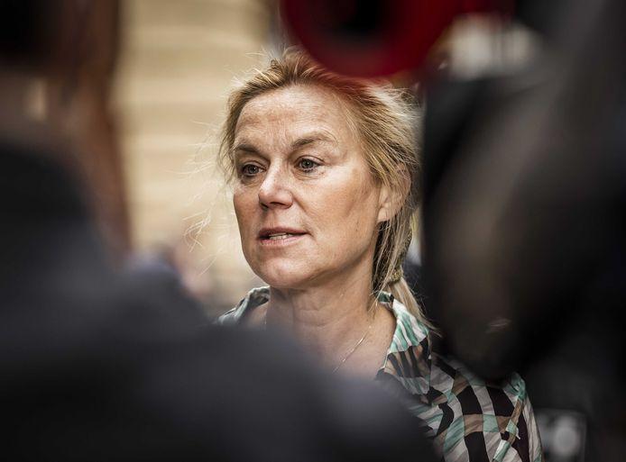 Sigrid Kaag, demissionair minister van Buitenlandse Zaken.
