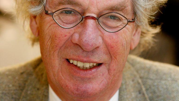 Peter van Straaten Beeld ANP
