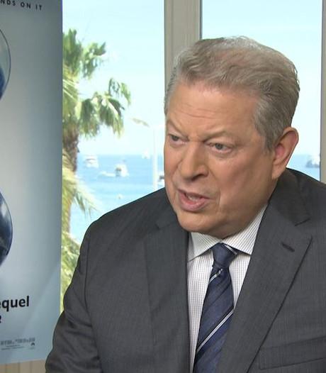 Al Gore: Trump kan klimaatbeweging niet tegenhouden