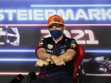 Max Verstappen heersend naar de eigen Ring: 'Hamilton probeert underdog te spelen'
