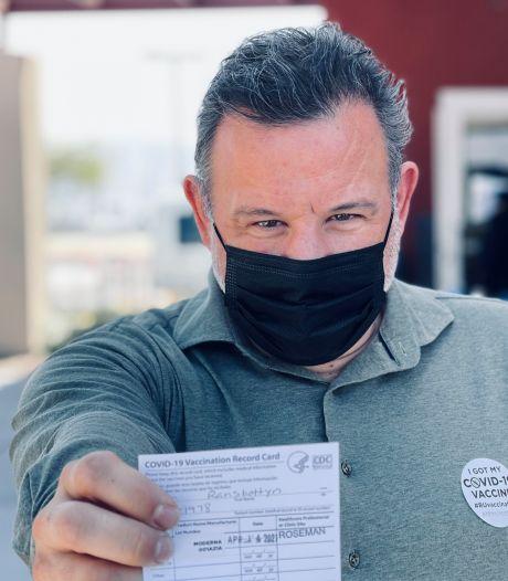 """Vlaming (43) vliegt naar Las Vegas voor coronavaccin: """"In minder dan 24 uur was ik ingeënt"""""""