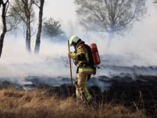 Politie pakt Denekamper op na 10 natuurbranden in Twente