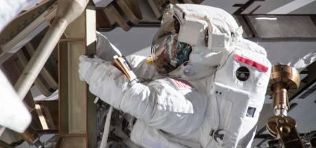 NASA schrijft historie: ruimtewandeling met alleen vrouwelijke astronauten