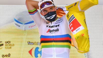 LIVE. Derde rit in Polen gestart, wie valt de leiderstrui van wereldkampioen Pedersen aan?