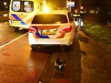 Scooterrijder gewond door aanrijding met voetganger in Enschede